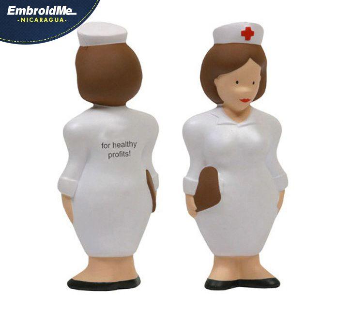Bolitas anti-estrés enfermera