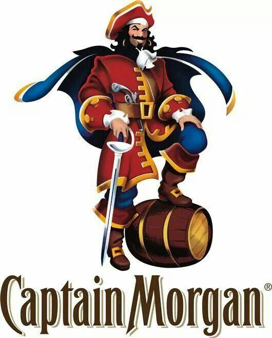 Captain Morgan Logo Captain Morgan Captain Captain Morgan Rum