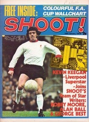 Shoot Cover 20 01 73 Liverpool Kevin Keegan Old Retro Soccer Magazine Picture Ebay Liverpool Magazine Pictures Liverpool Football Club
