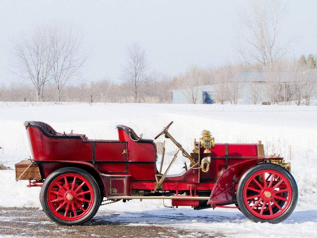 1905 Fiat 60 HP Touring by Quinby & Co. Classic cars