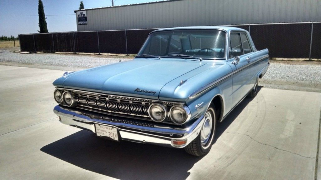 1963 Mercury Meteor Custom | American cars for sale | Pinterest ...