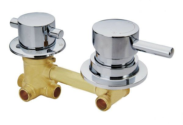 Shower Room Mixer Faucet Cold And Hot Water Switch Valve 2 3 4 5 Gear Shower Room Mixing Connecting Valve Fauc Faucet Accessories Faucet Shower Room