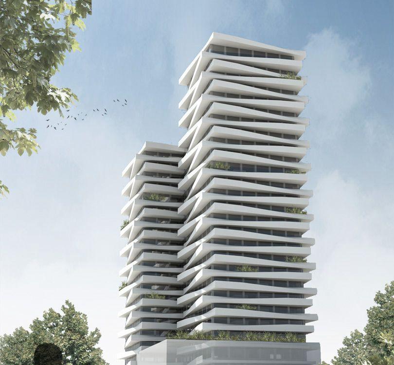 Architektur - Hochhaus