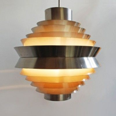 Located using retrostart.com > Type R-213 Hanging Lamp by Unknown ...
