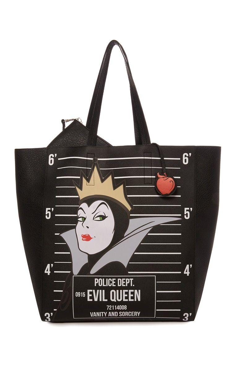 Primark - Evil Queen schoudertas Primark Tote Bags 17c61ca5f7800