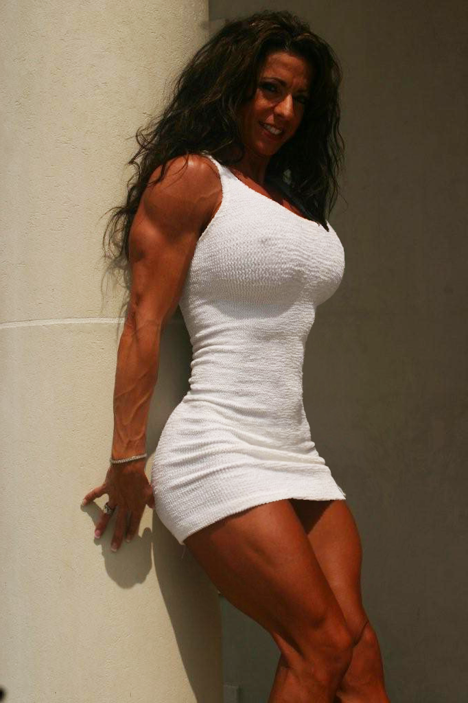 Pin on Hot muscular babes