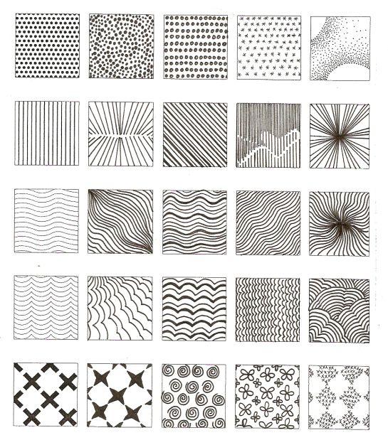 Que Es La Textura En Un Dibujo Buscar Con Google Texture Drawing Zentangle Drawings Pattern Art