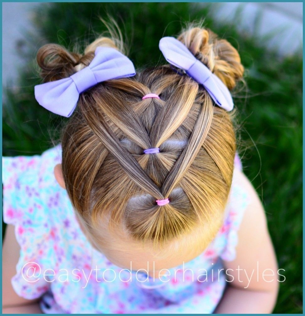 96 Wonderful Adorable Toddler Girl Hairs - Hairstyles For Girls