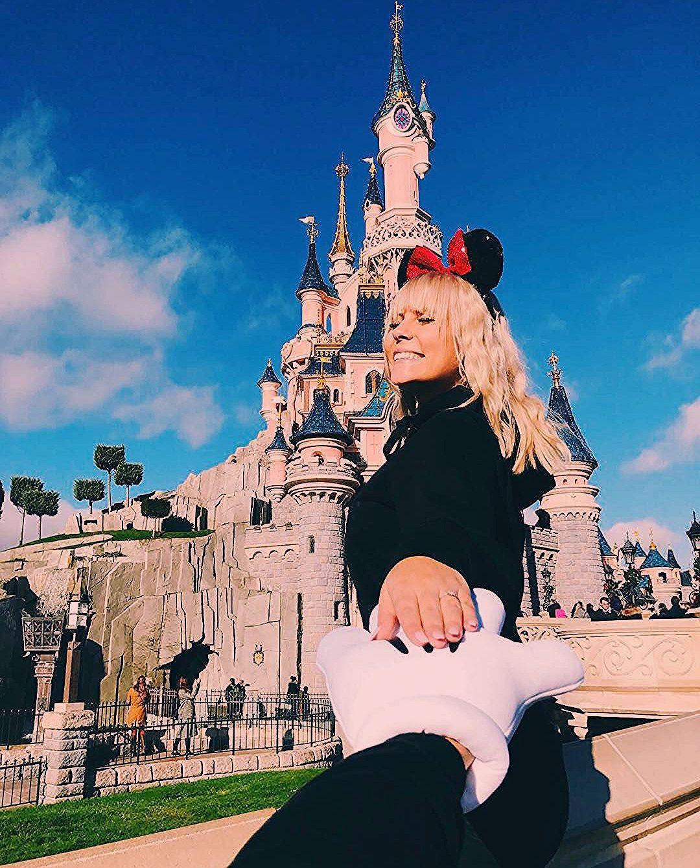"""Dagi Bee on Instagram: """"My Mickey @eugenkazakov & me 🙊💗"""""""
