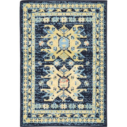 Found It At Wayfair Ca Valley Navy Blue Area Rug Area Rugs Unique Loom Navy Blue Area Rug