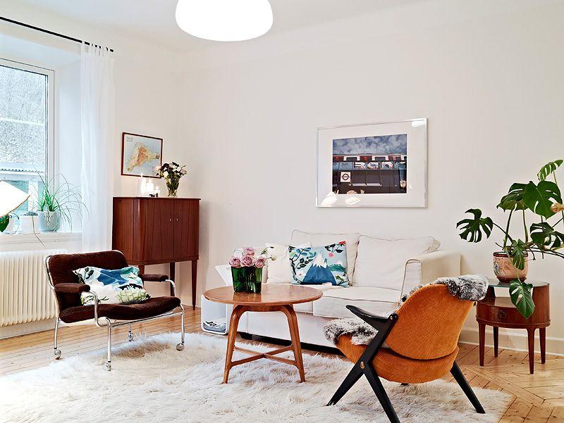 60u0027s Style Living Room