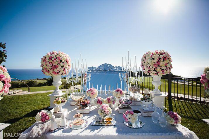 Trump National Golf Club Wedding Rancho Palos Verdes Dustin Kat Reflections At Weddings Pinterest Palo Verde Clubs And