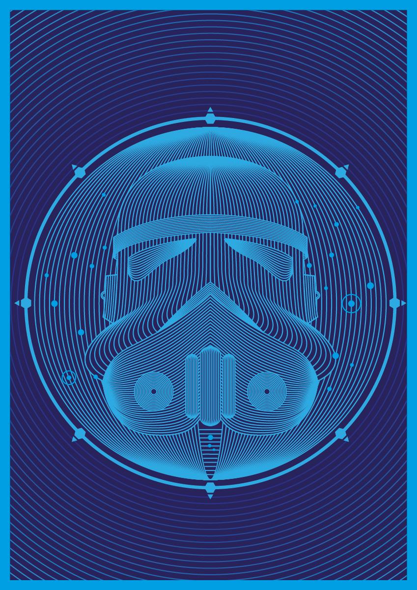 StrokeTrooper Created by David Bonilla
