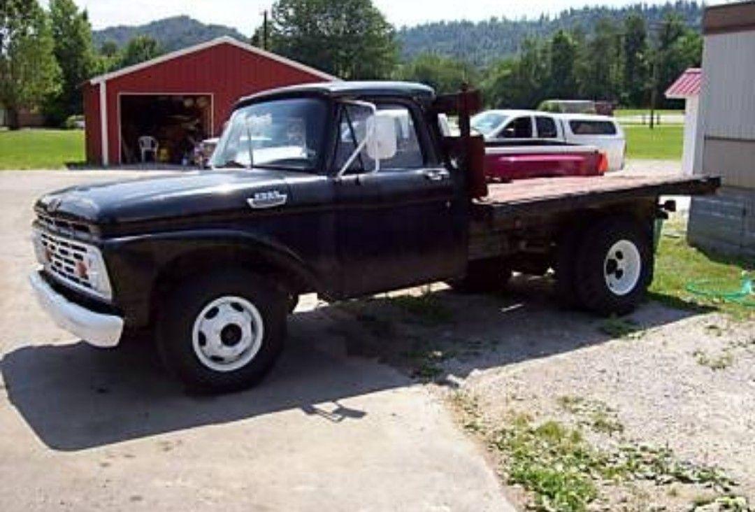 64 Ford F 350 Classic Ford Trucks Ford Trucks Cool Trucks