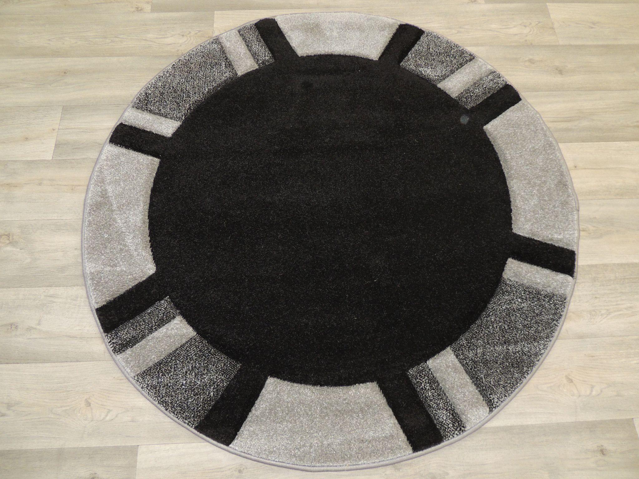 Modern Round Turkish Rug Size 120 X 120cm Modern Round Rug