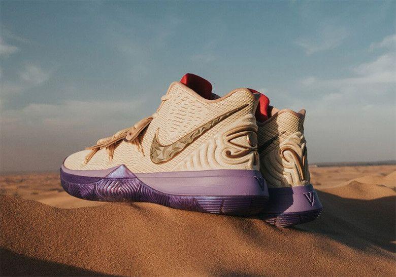 Custom nike shoes, Irving shoes, Nike kyrie