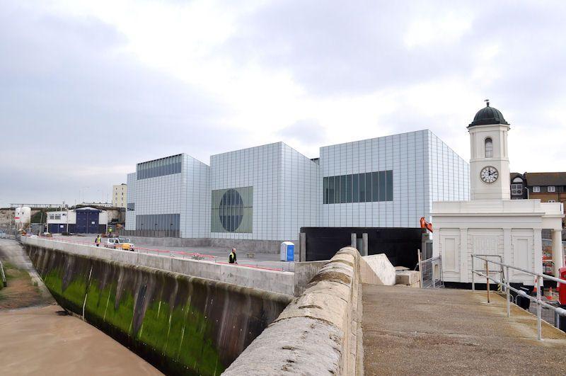 The new Turner Art Gallery Margate