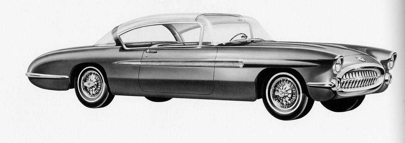1956 Chevrolet Impala Show Car