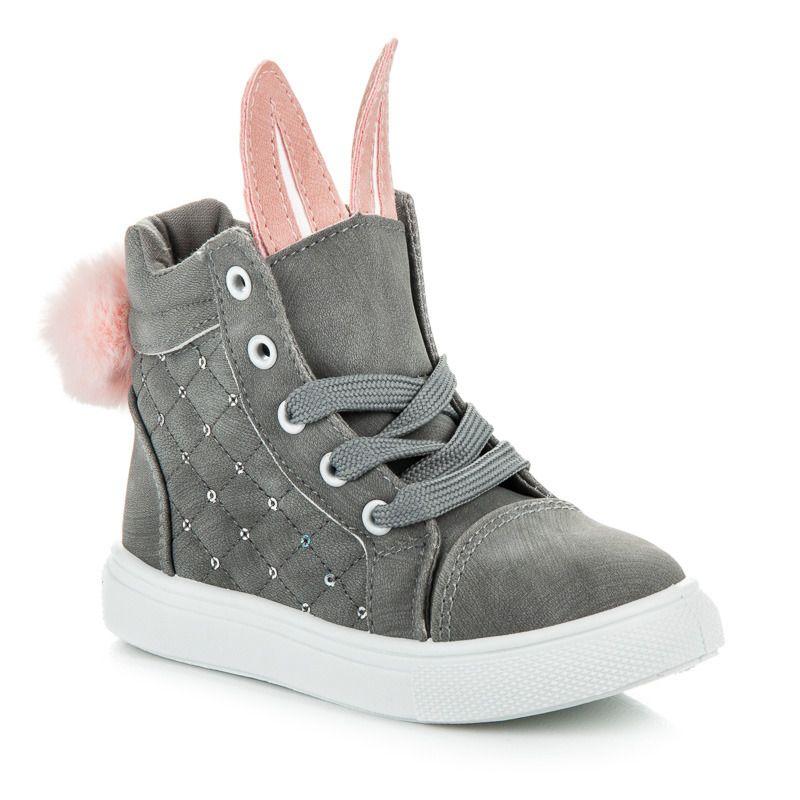 Sneakersy Kroliczki Wedge Sneaker Shoes Sneakers