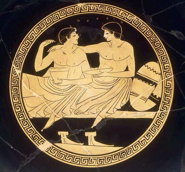 Ancient Greek Art, Ancient Greece, Greek Pottery, Pottery Art
