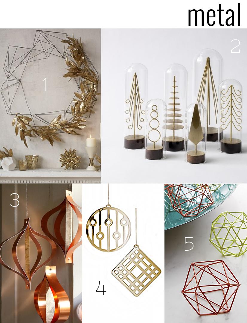 Jjmodern A Mid Century Modern Diy Home Blog Christmas Decor