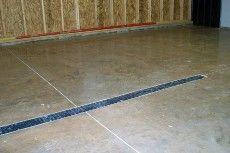 Floor Drain Floor Drains Wet Room Flooring Pole Barn Homes