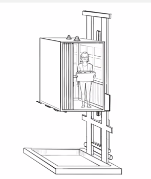 Save expenses by installing residential home elevators direct from the manufacturer. REMI provides residential & personal elevators for homes across the US
