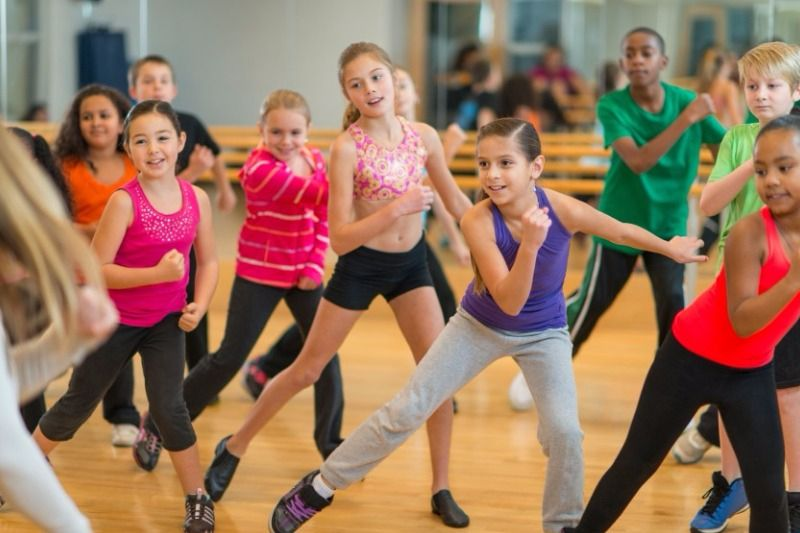 Hip Hop Kids dance classes, Dance fitness classes, Dance