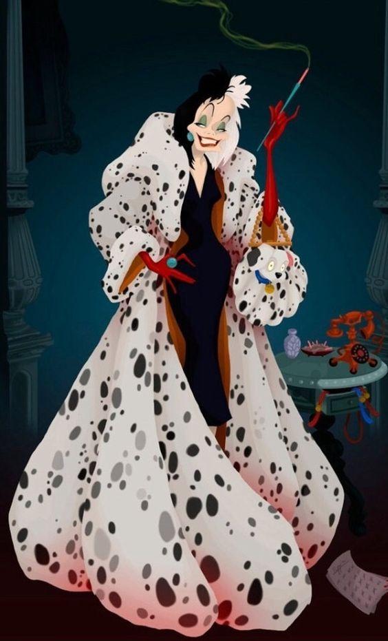 Las 6 villanas de Disney con más estilo