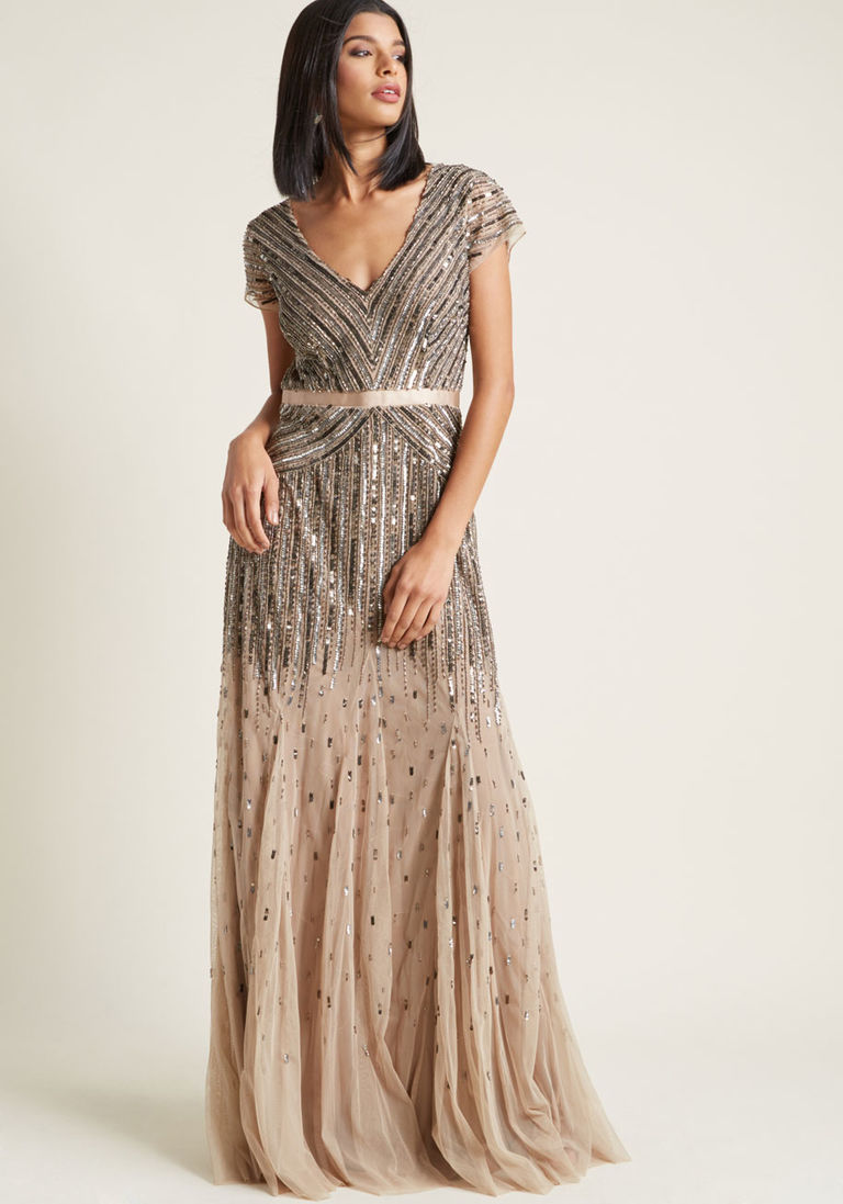 Vintage Inspired Evening Dresses, Gowns and Formal Wear | Adrianna ...