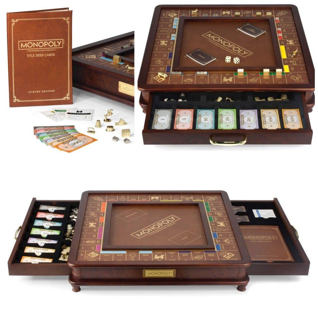 Gift Guide: The Drawing Room Monopoly Game   Swa-Rai   2014 ...