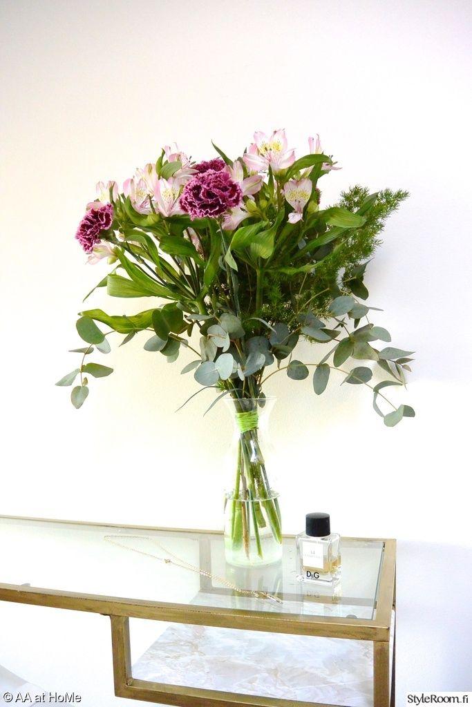 Kukkia kotona - Sisustuskuvia jäseneltä annanpp - StyleRoom