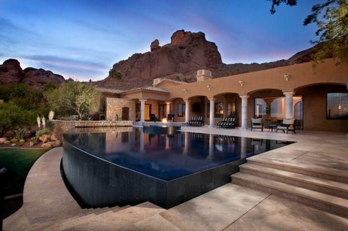 ▷ 1001+ conceptions créatives pour une piscine surélevée