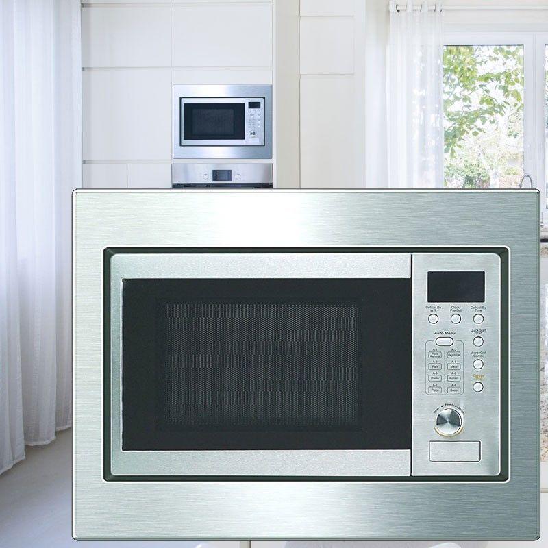 800W Einbau Mikrowelle Ofen Microwelle Microwave 20L Grill Exquisit - Ebay Küchen Kaufen