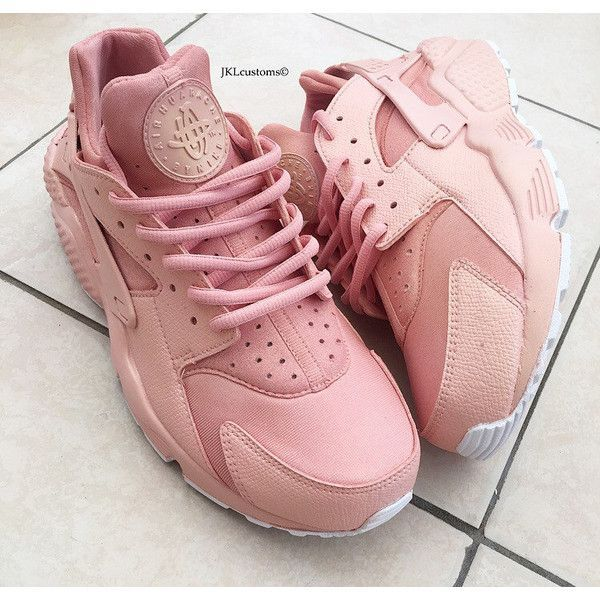low price rose gold pearl full nike air huarache white sole rose gold nike  6ceb7 7a39c ca1ac33a3