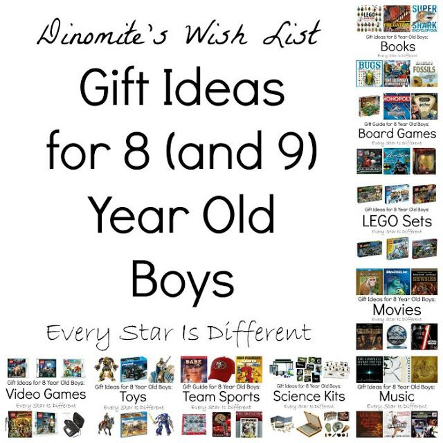 Every Star Is Different Gift Ideas For 8 And 9 Year Old Boys Dinomites Wish List