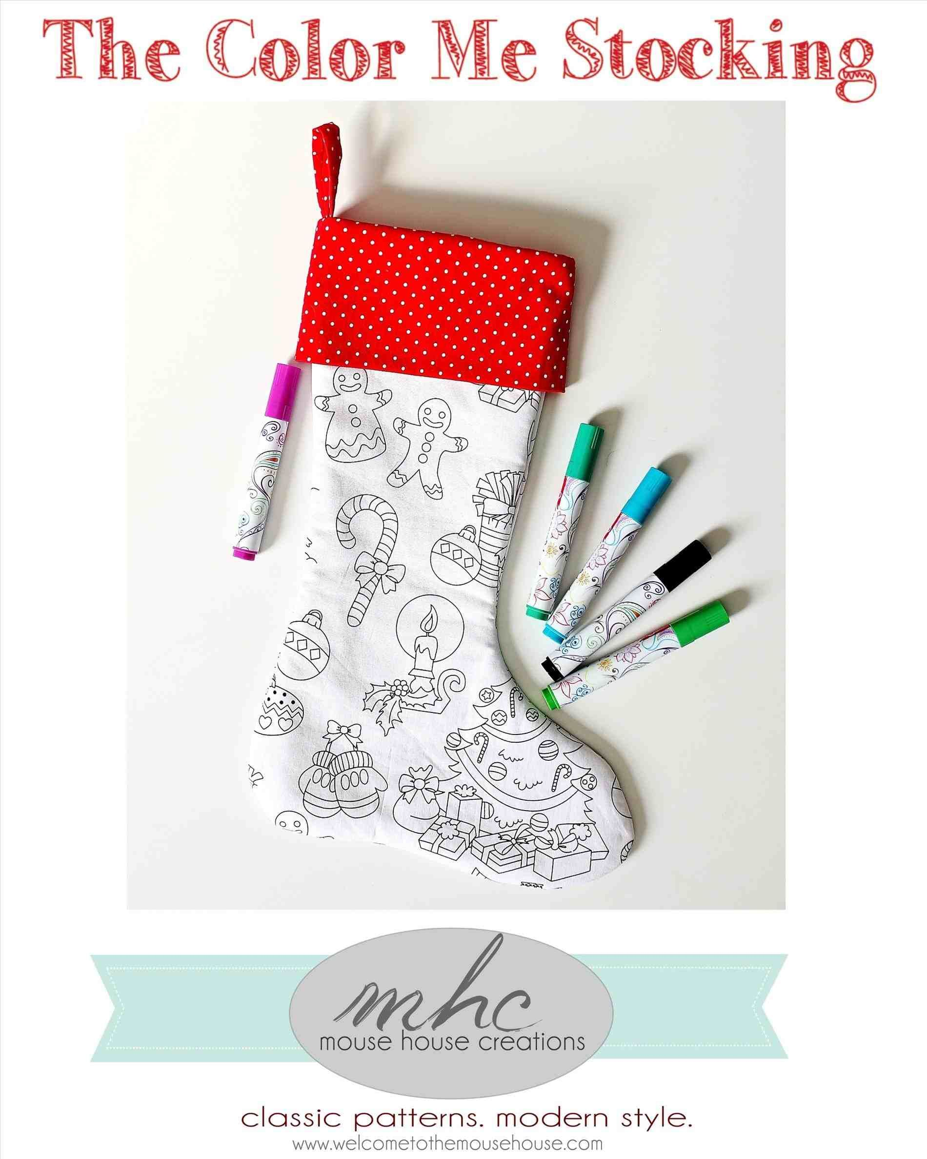 New Post christmas stocking template to sew | xmast | Pinterest ...