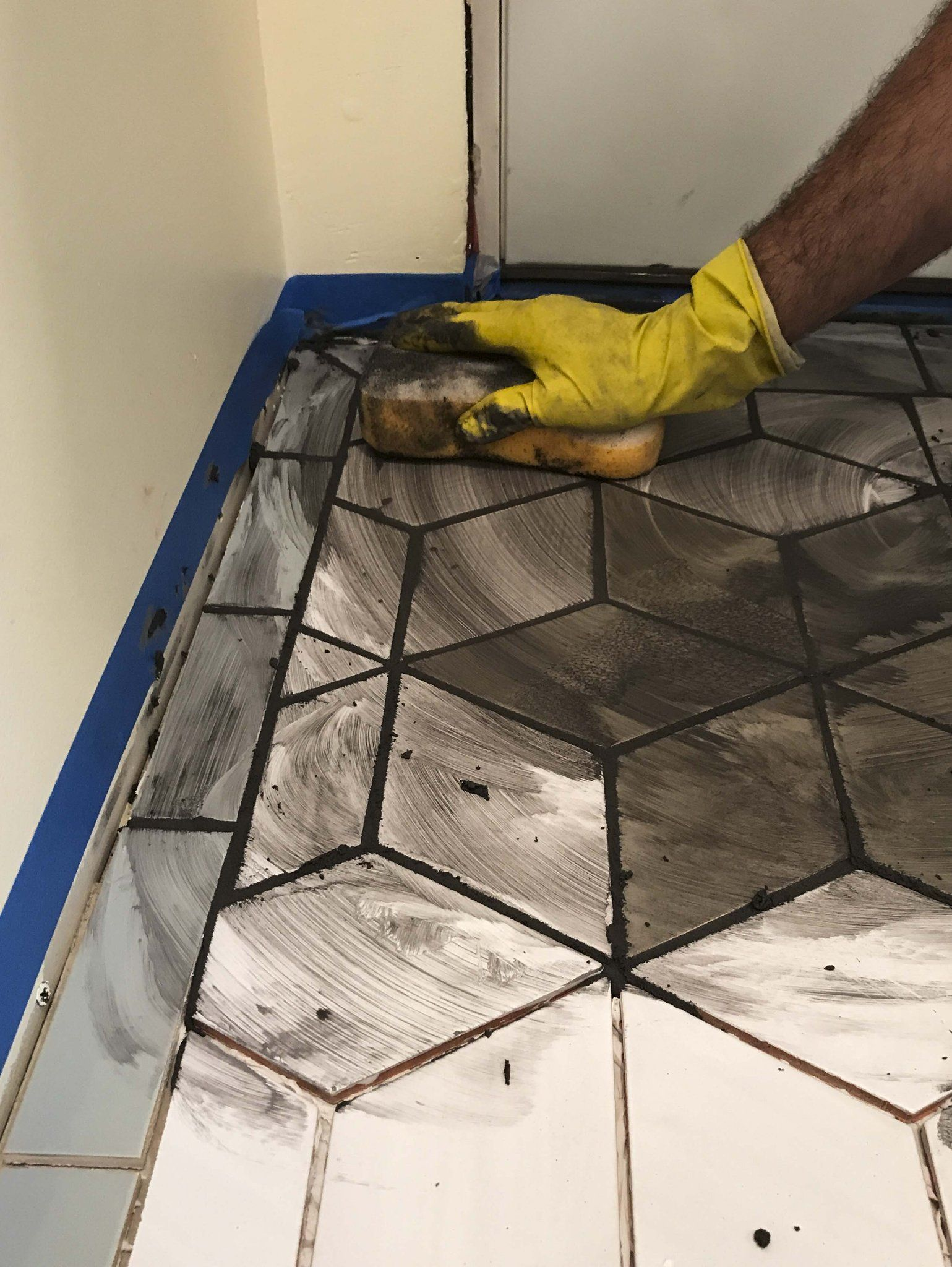 How To Install Ceramic Tile 101 On The Blog Mercury Mosaics