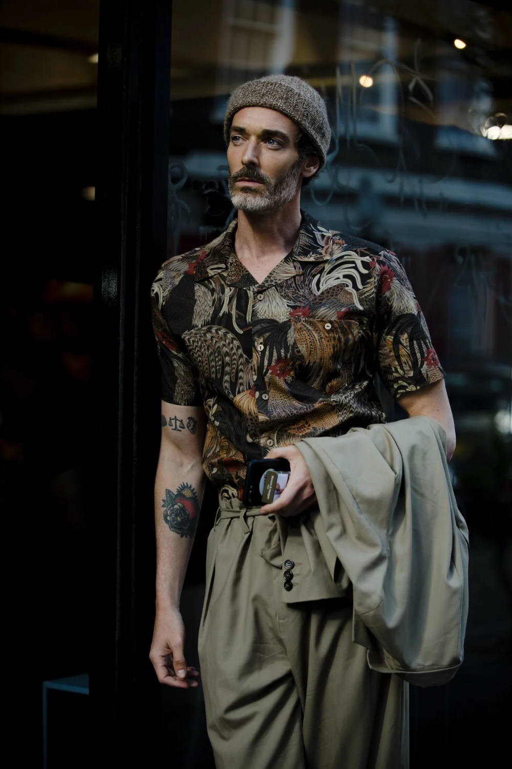 The most stand-out street style from London Fashion Week Men's SS20 - Page 2 | GQ | British GQ