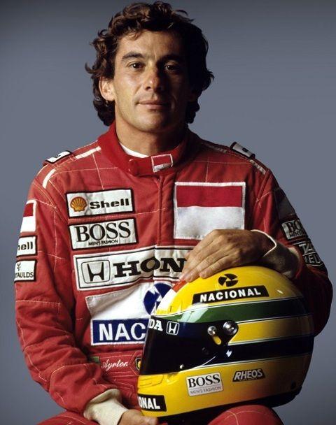Biografia De Ayrton Senna Pensador With Images Senna Ayrton