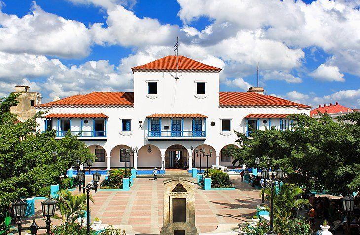 Yeakub At The Heart Of The City Parque Cespedes Is An Excellent 133 Santiago De Cuba Tourist Attraction Cuba