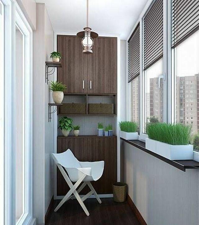30 Small Balcony Decorating Ideas #smallbalconyfurniture