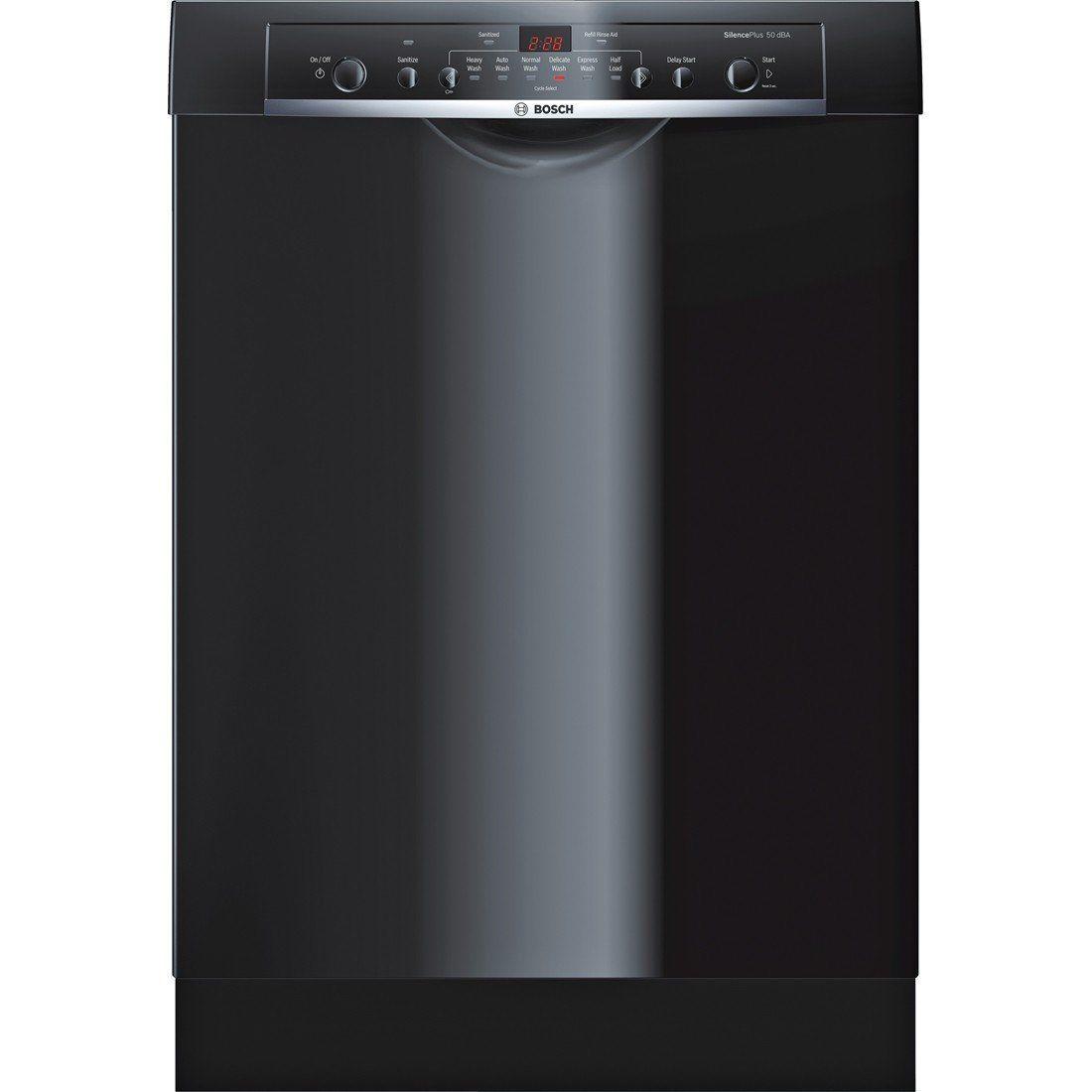 Ascenta she3ar76uc 24 full console builtin dishwasher
