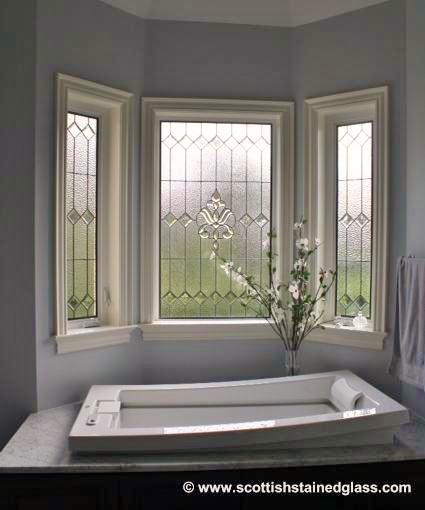 21+ Stained glass bathroom window ideas