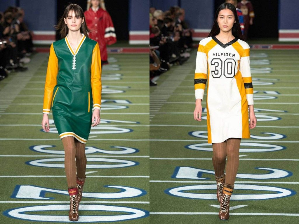 american football fashion show - Google Search   American football ...