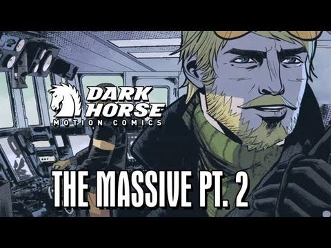 ▶ A Skirmish With a Whaling Vessel Turns Deadly - Dark Horse Comics - The Massive pt. 2 - YouTube
