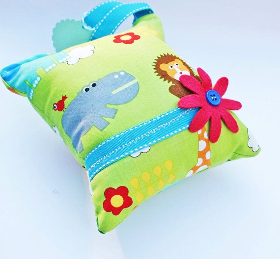 Tooth Fairy Pillow Homemade Designer by jenniferstarsullivan, $13.00