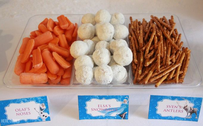 Host a Fun Frozen Party with these Easy Ideas
