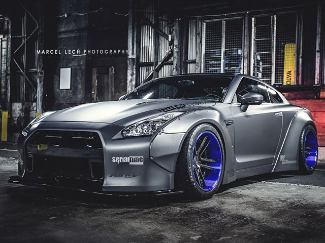This Liberty Walk GT-R Has $100k of Mods and 850 HP | LB