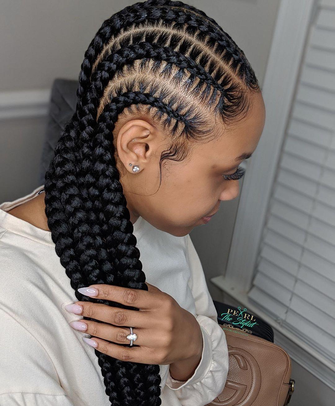 Conrows Braids History Cornrow Hairstyles Hair Styles Feed In Braids Hairstyles